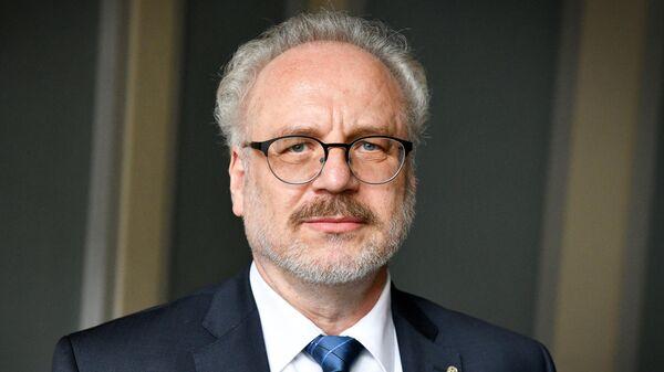 Юрист, политолог,  бывший министр юстиции Латвии Эгилс Левитс, выбранный президентом