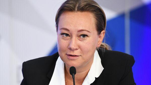 Министр образования Московской области Ольга Забралова