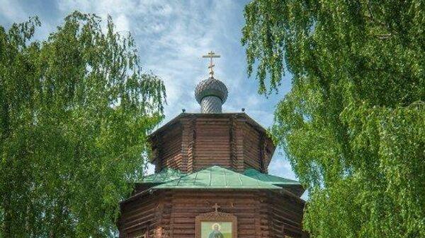 Храм Иоанна Кронштадского в Жулебино