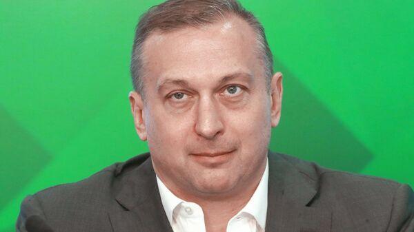 Президент Федерации водного поло России Алексей Власенко