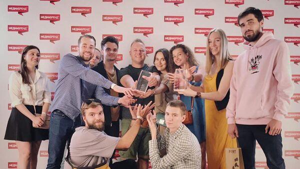Входящие в МИА Россия сегодня мультиплатформенное интернет-СМИ ТОК и информационное агентство и радио Sputnik стали победителями 7-го ежегодного конкурса работ в области дизайна и продвижения МедиаБренд