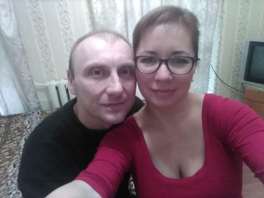 Виктория с Олегом