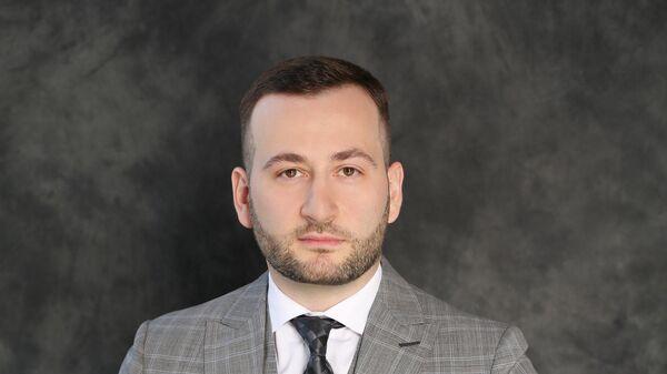 Президент Галс-девелопмента Виктор Адамов