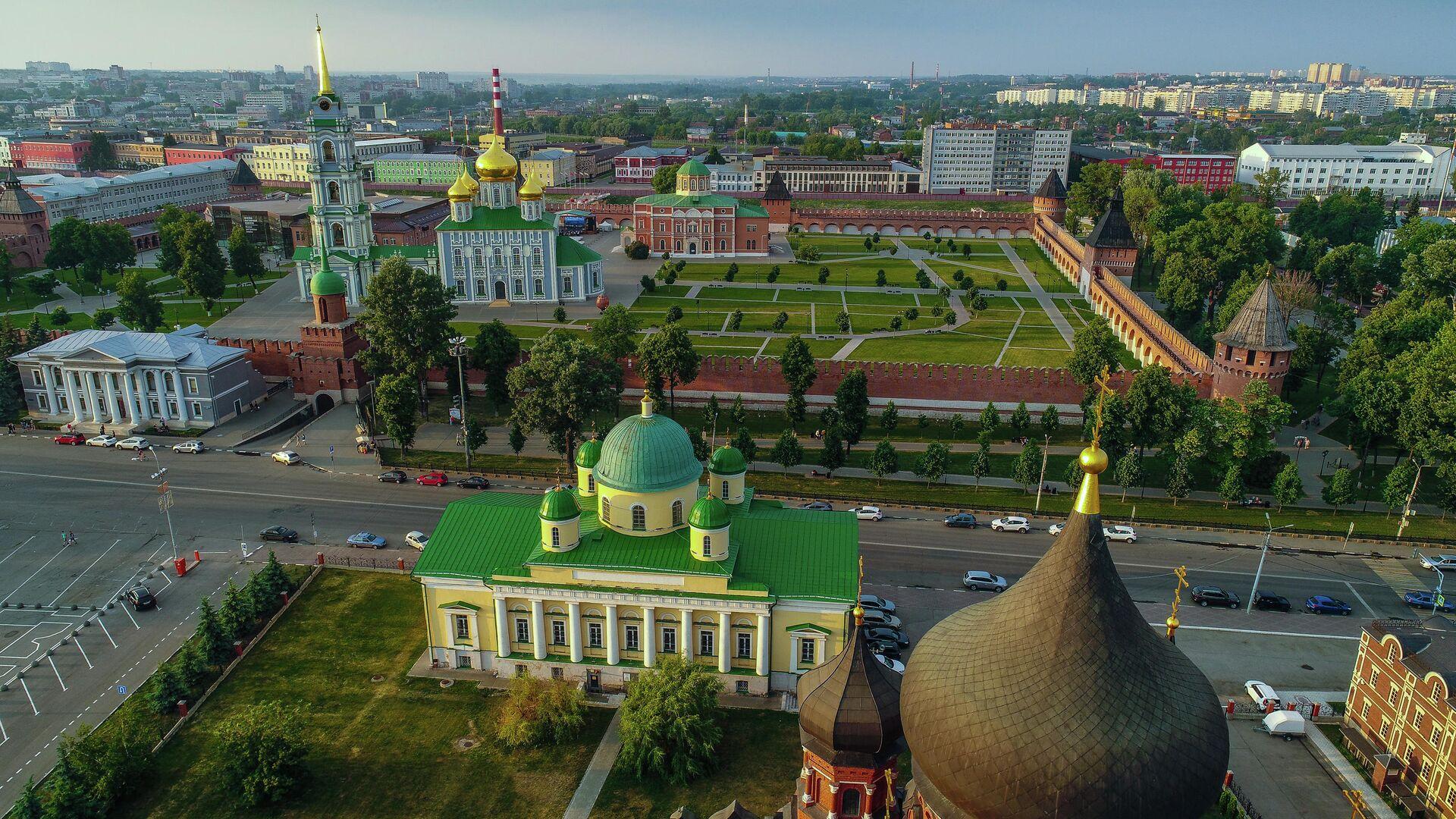 Тульский кремль - РИА Новости, 1920, 13.09.2021