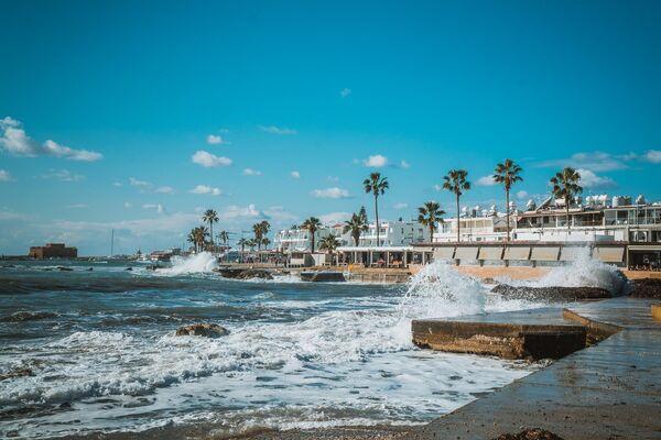 Город Пафос, Кипр