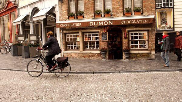 Велосипедная прогулка в Бельгии