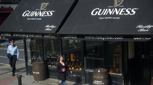 Пивной ресторан в Дублине