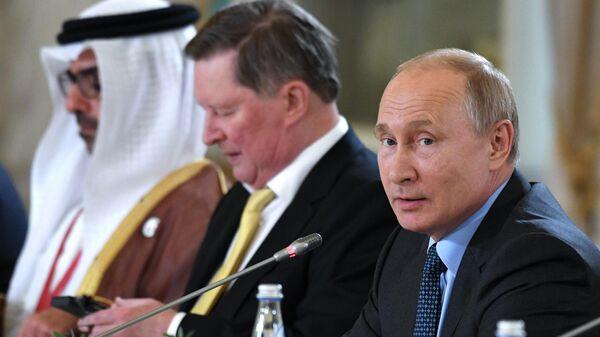 Путин оценил условия для работы инвесторов в России
