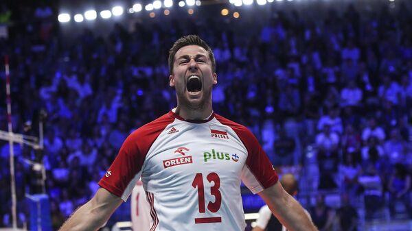 Волейбол. Чемпионат мира. Мужчины. Матч Польша - США