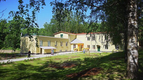 Открытие стационара детского хосписа в Павловске: как это было