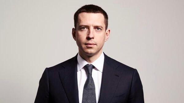 Председатель правления банка Дом.РФ Артем Федорко
