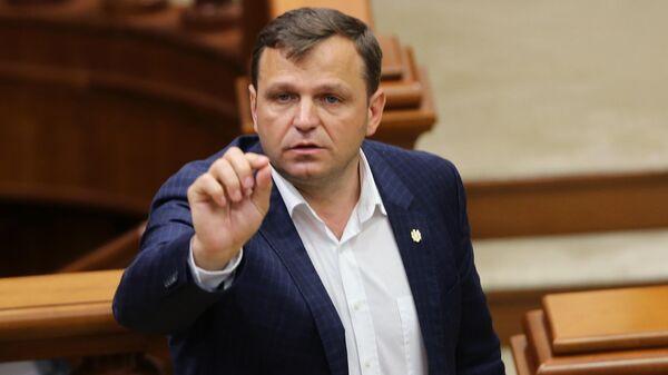 Министр внутренних дел Молдавии Андрей Нэстасе