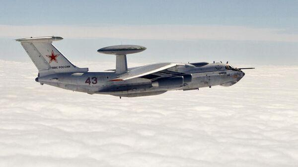 Летающий радар А-50