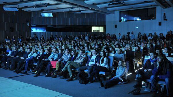Бесплатные показы фильмов для незрячих пройдут в Москве