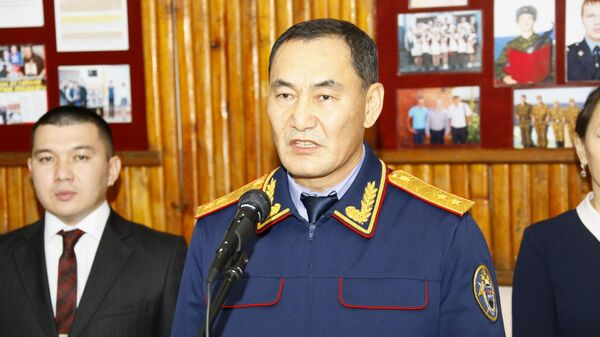 Бывший руководитель волгоградского управления СК Михаил Музраев. Архивное фото