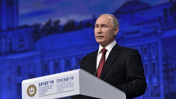 Первая технологическая война: почему первым ее объявил Путин