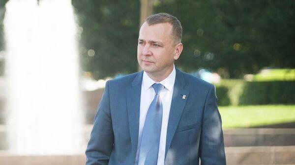 Депутат  Законодательного собрания Петербурга Павел Григорьевич Зеленков