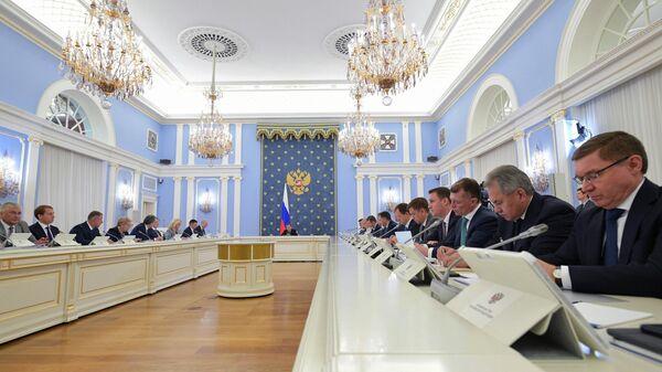 """Правительство одобрило решение о выделении средств для форума """"ПроеКТОриЯ"""""""