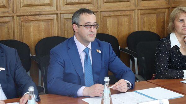 Председатель парламента Москвы Алексей Шапошников