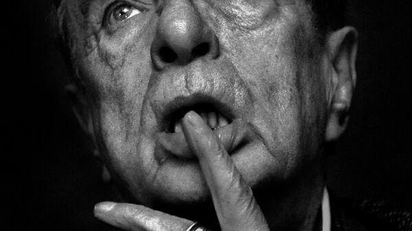 Итальянский режиссер Франко Дзеффирелли. Фото Владимира Вяткина из серии Эхо Истории/Мировая культура в лицах