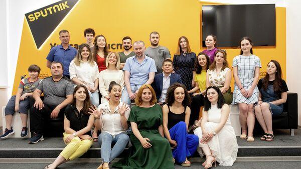 Международное агентство и радио Sputnik Южная Осетия