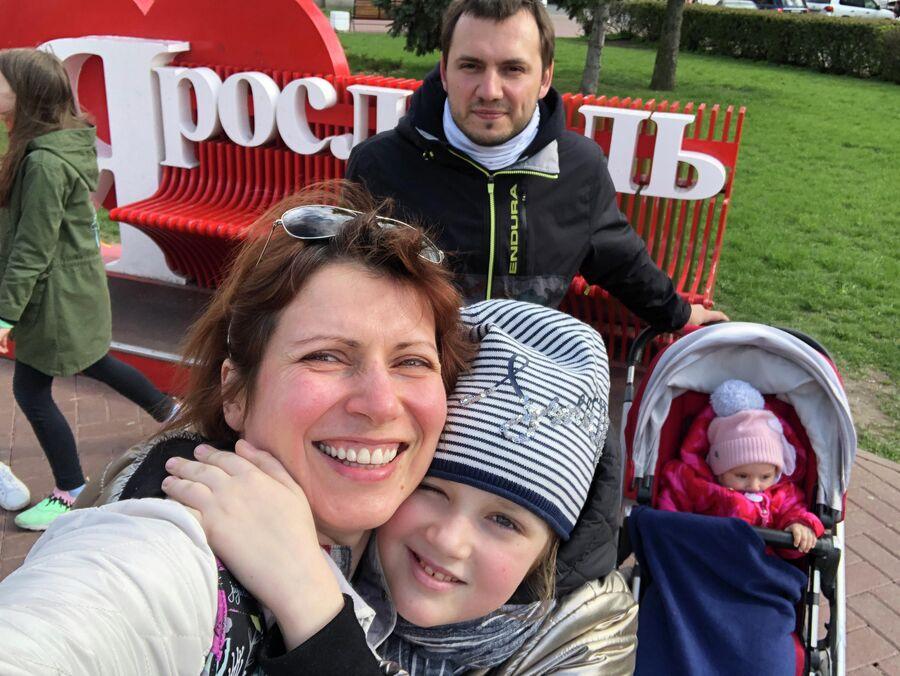 Фото большой счастливой семьи лист материал