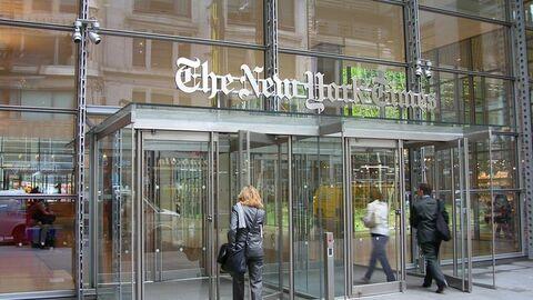 Не влезай. Убьет. The New York Times посадила Трампа на измену