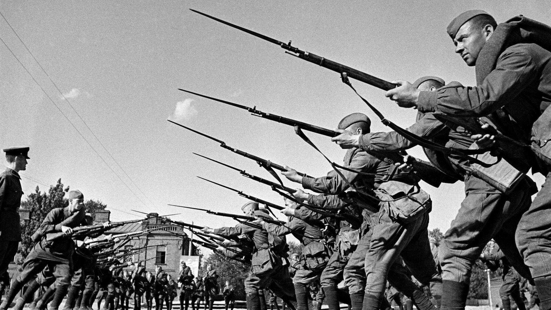 Рассекречены документы о боях с гитлеровцами под Москвой в 1941 году