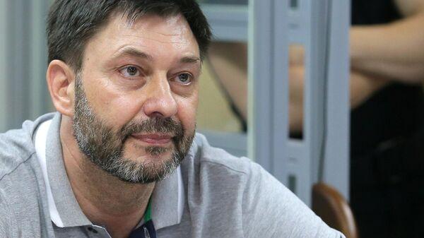 Вышинский сообщил, что ему предлагают баллотироваться в Раду