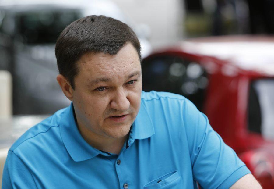 ВКиеве найден мертвым депутат Верховной Рады Дмитрий Тымчук