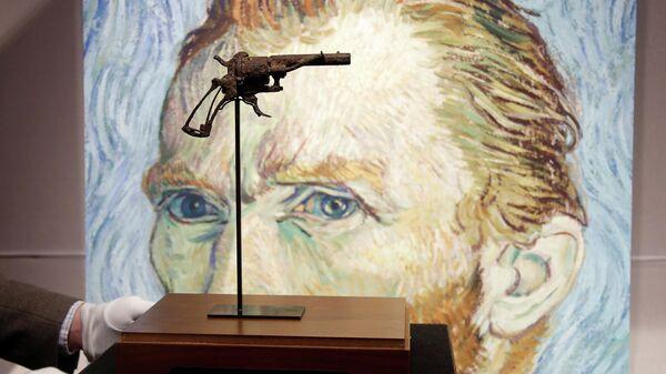 Револьвер Винсента Ван Гога на аукционе в Париже