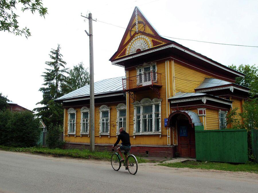 Дом Собенниковых