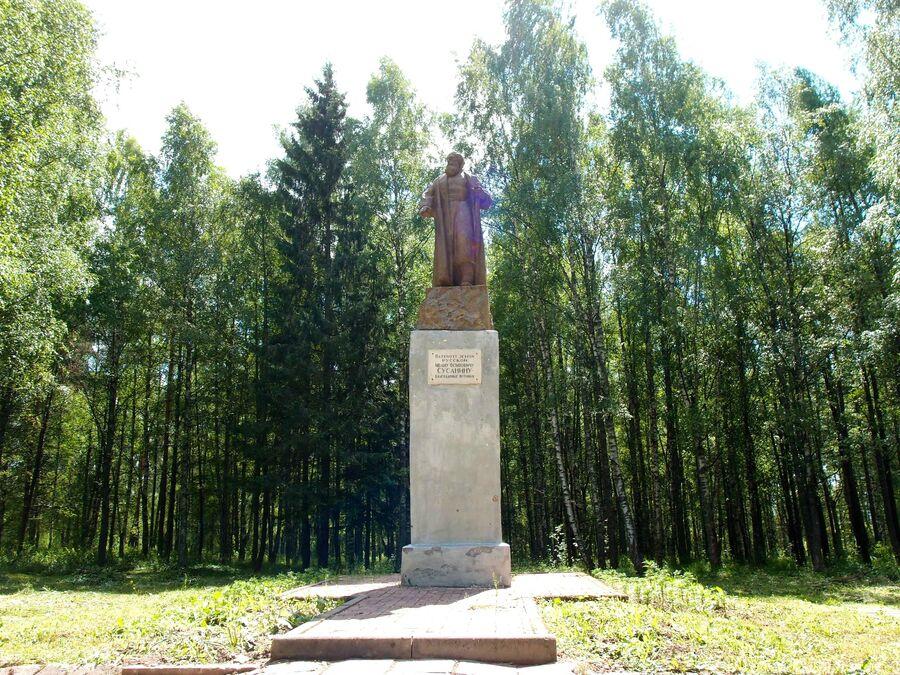 Памятник Сусанину