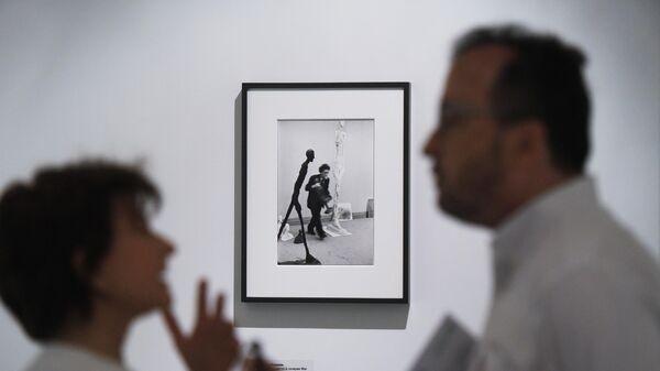 Выставка Коллекция Fondation Louis Vuitton. Избранное в ГМИИ им. А. С. Пушкина
