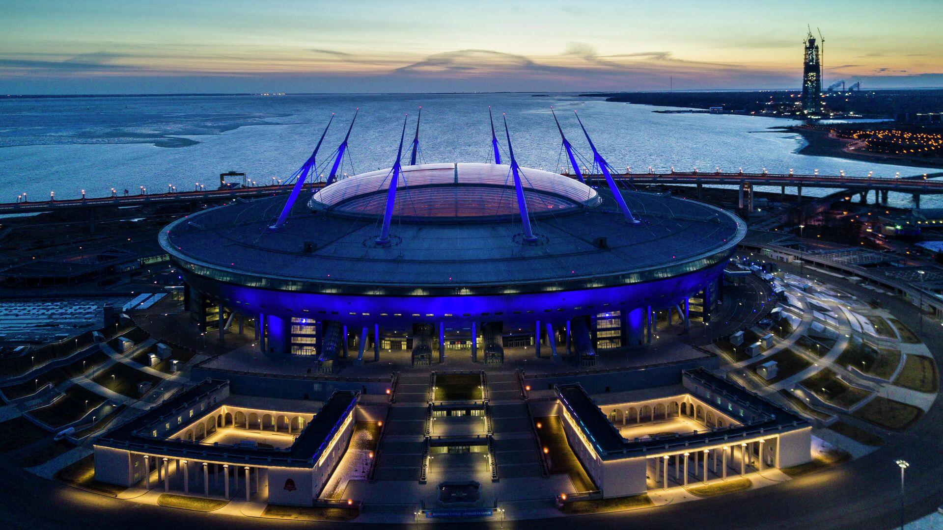 Стадион Зенита - РИА Новости, 1920, 01.06.2021