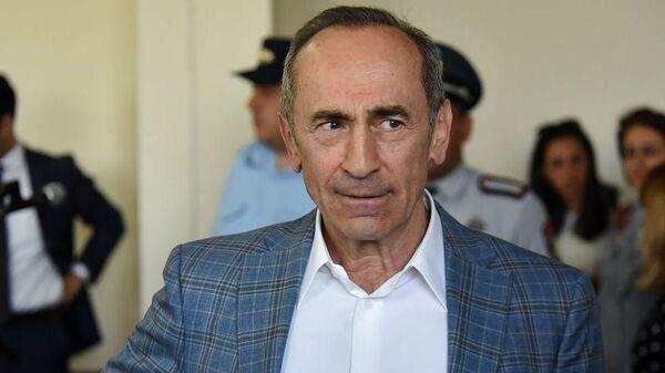 Жалоба адвоката Роберта Кочаряна передана другому судье