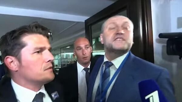 Оскорбивший Скабееву украинский депутат закатил истерику в ПАСЕ