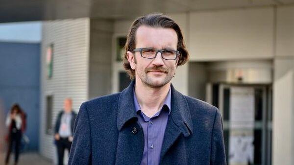 Польский актёр театра, кино и телевидения  Томаш Кот