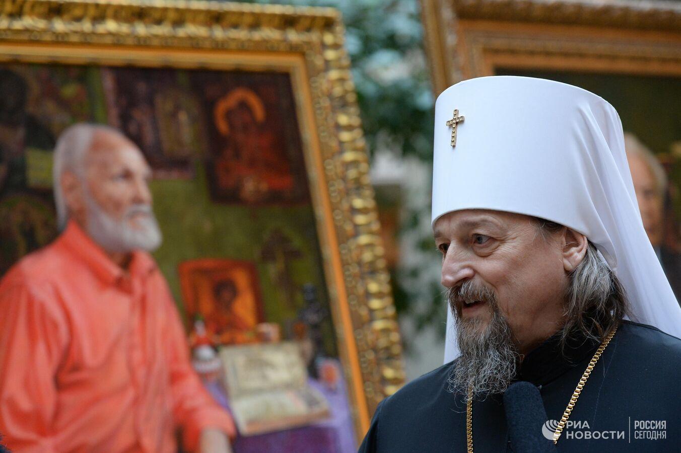 Белгородский митрополит назвал гибель солдат вовремя ВОВ жертвой забезбожие