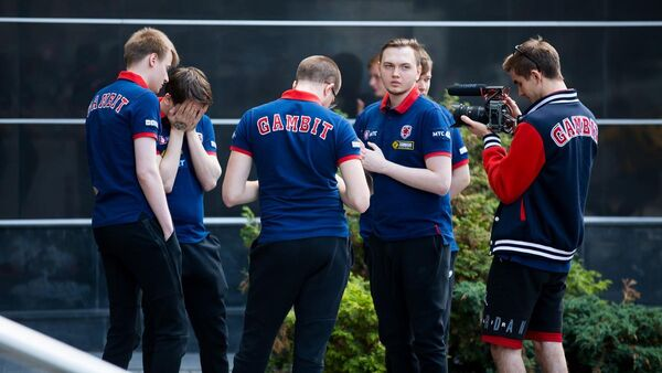 Игроки Gambit Esports