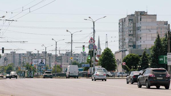 Проспект Жукова в Харькове