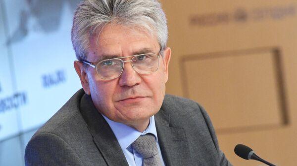 Президент Российской академии наук (РАН) Александр Сергеев