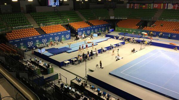 Юниорский чемпионат мира по спортивной гимнастике