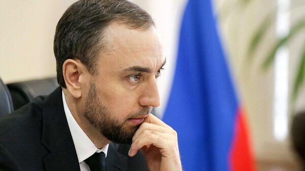 Депутат Государственной думы Шамсаил Саралиев