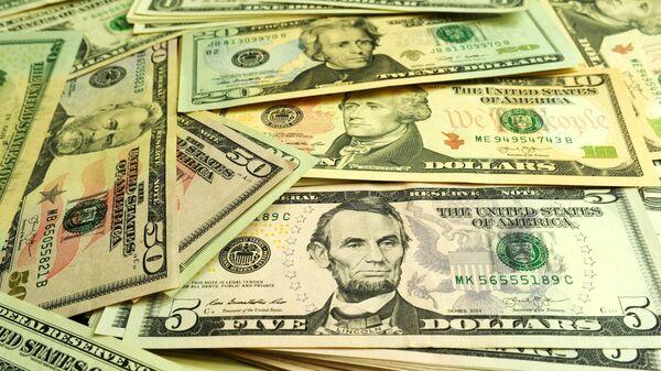 Банкноты долларов США