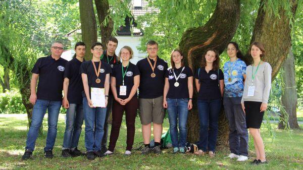 Российские школьники завоевали четыре медали на VI Международной олимпиаде школьников по географии iGeo Baltic