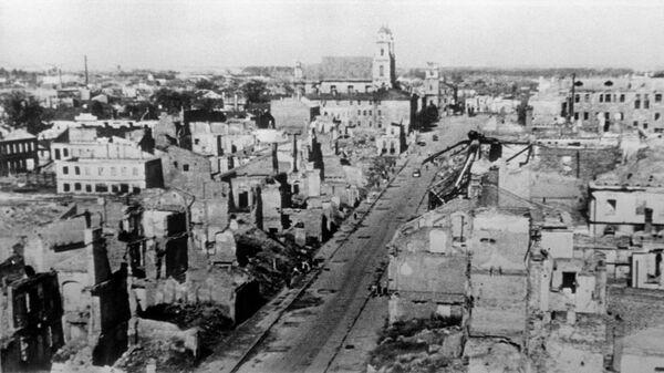 Минобороны рассекретило документы об освобождении Минска в 1944 году