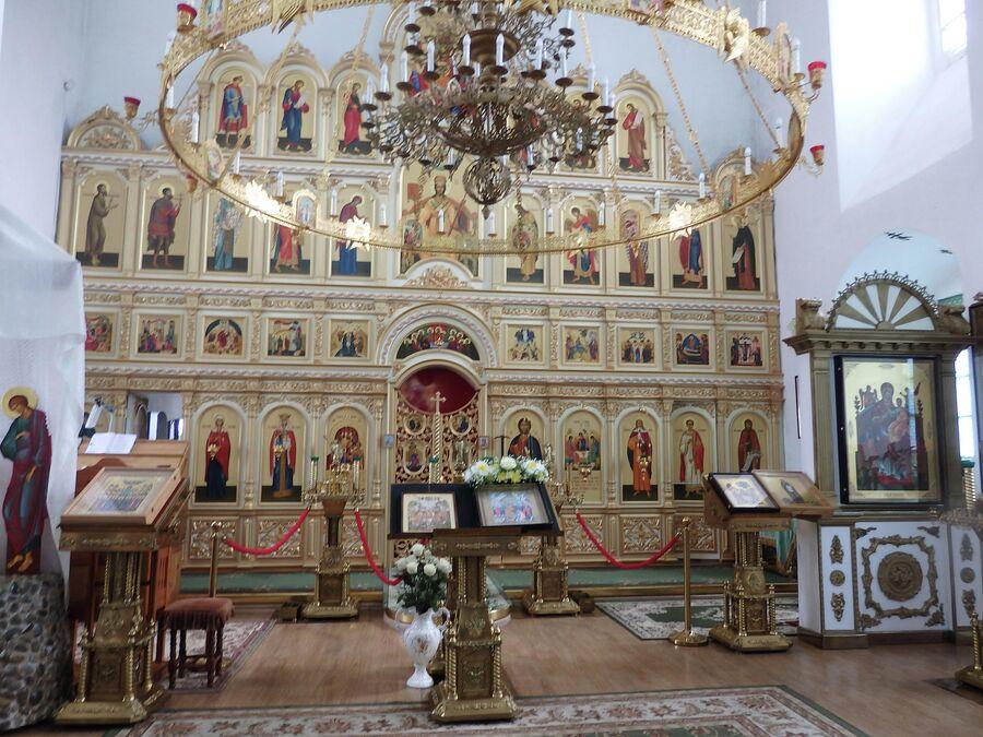 Троице-Никольский собор Никольского монастыря. Гороховец