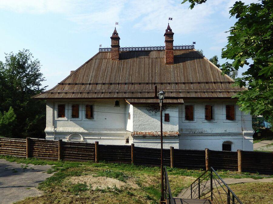 Дом Ершова-Сапожникова. Гороховец