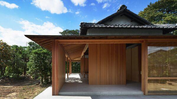 Частный дом в Курасики, Япония. Проект компании General Design Co.